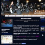 Centre de fitness – Platinum fitness  – Binche  www.platinumfitness.be